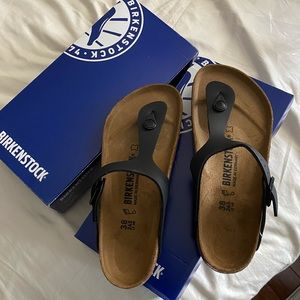 NEW Birkenstock gizeh sandals